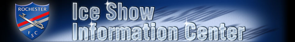 Ice Show Information Center Logo